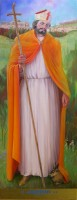 Marosfalvi Antal: Szent Márton és a nyúl